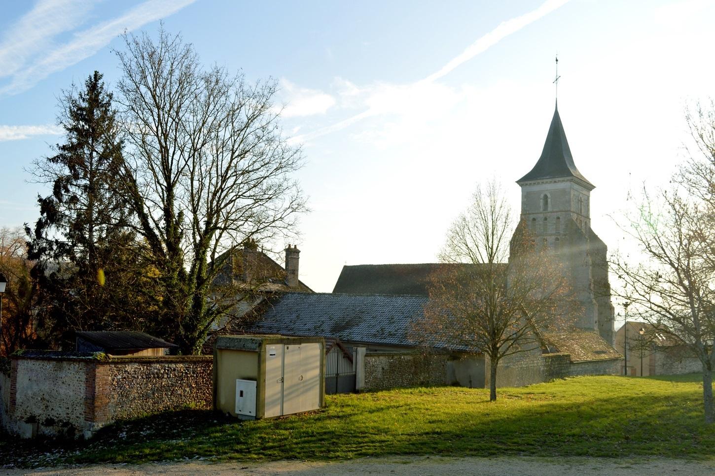 Eglise de Precy sur Vrin