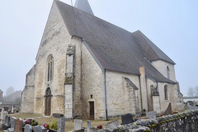 Eglise de Longwy sur le Doubs