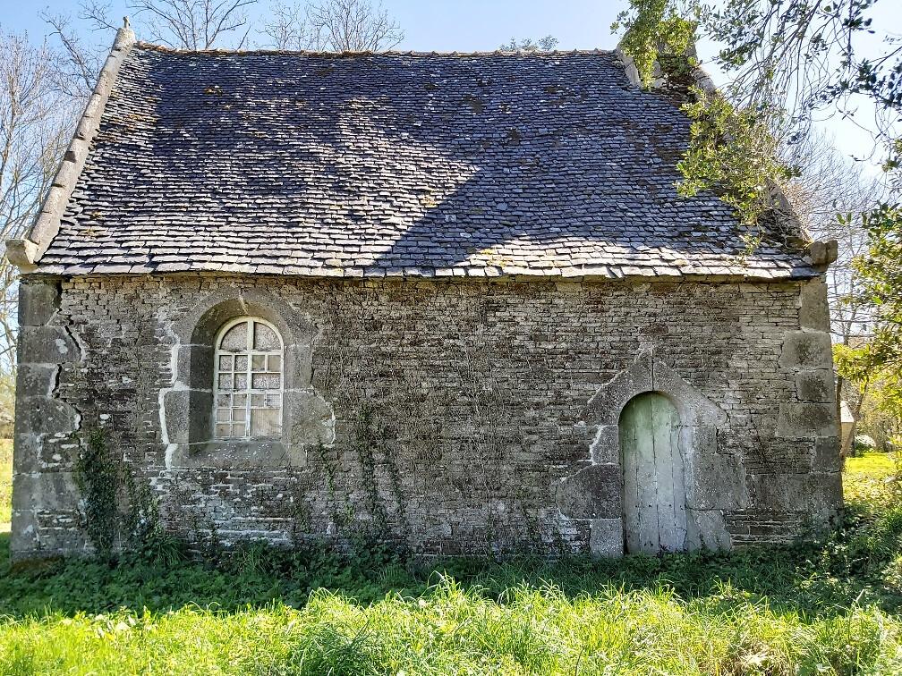 Chapelle du Manoir de Penlan à Plourin-lès-Morlaix