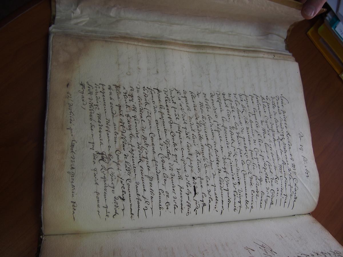 FONDS ANCIEN DE LA COMMUNE DE SAINT-RAMBERT-EN-BUGEY