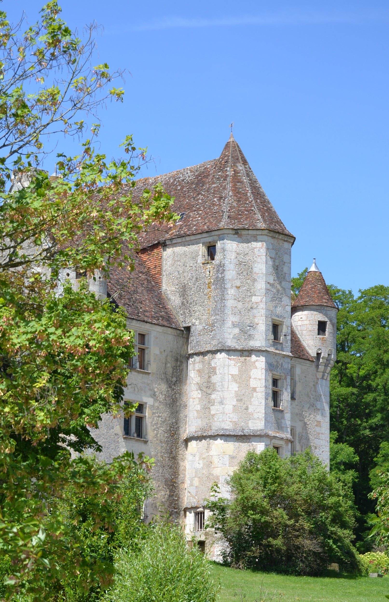 MANOIR DE COURBOYER - PERCHE EN NOCE