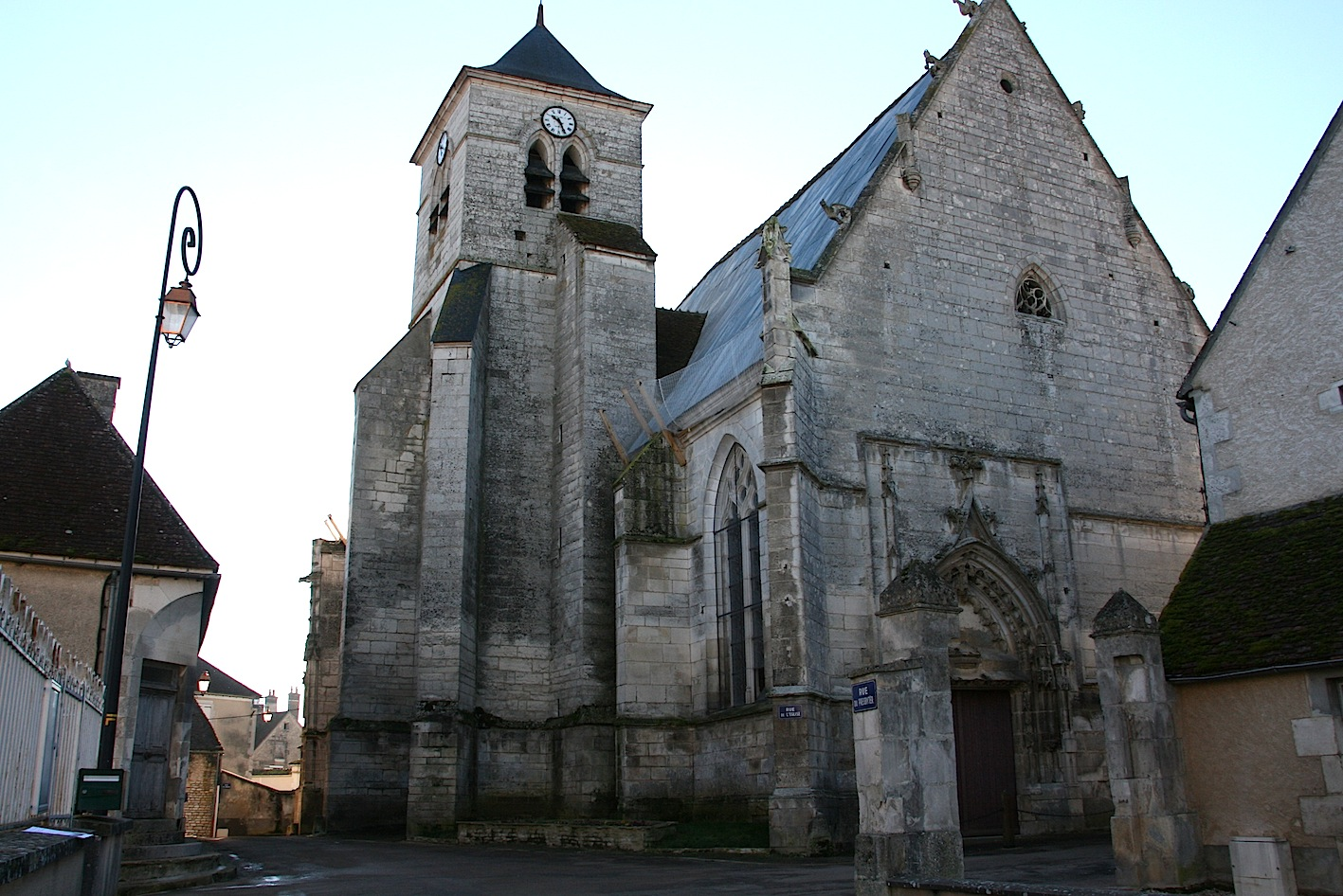 EGLISE SAINT ROMAIN A MIGE