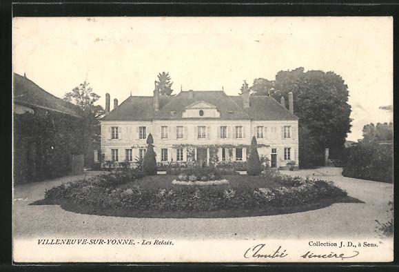 Maison Les Relais Villeneuve sur Yonne