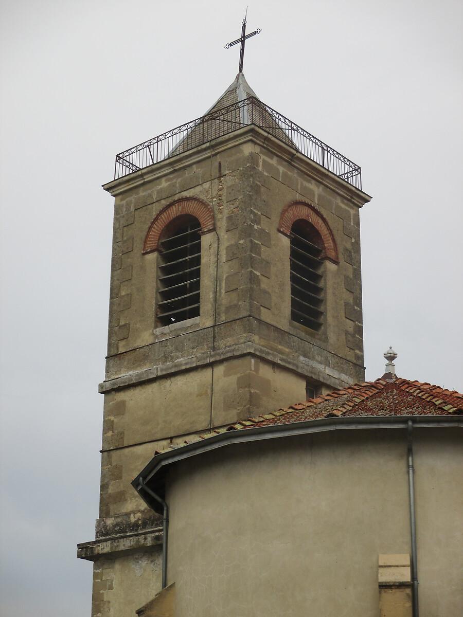 L'ÉGLISE SAINT JOSEPH DE FARAMANS
