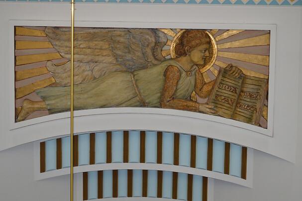 Des nouvelles sur l'avancée des travaux de l'église Sainte Jeanne D'arc !
