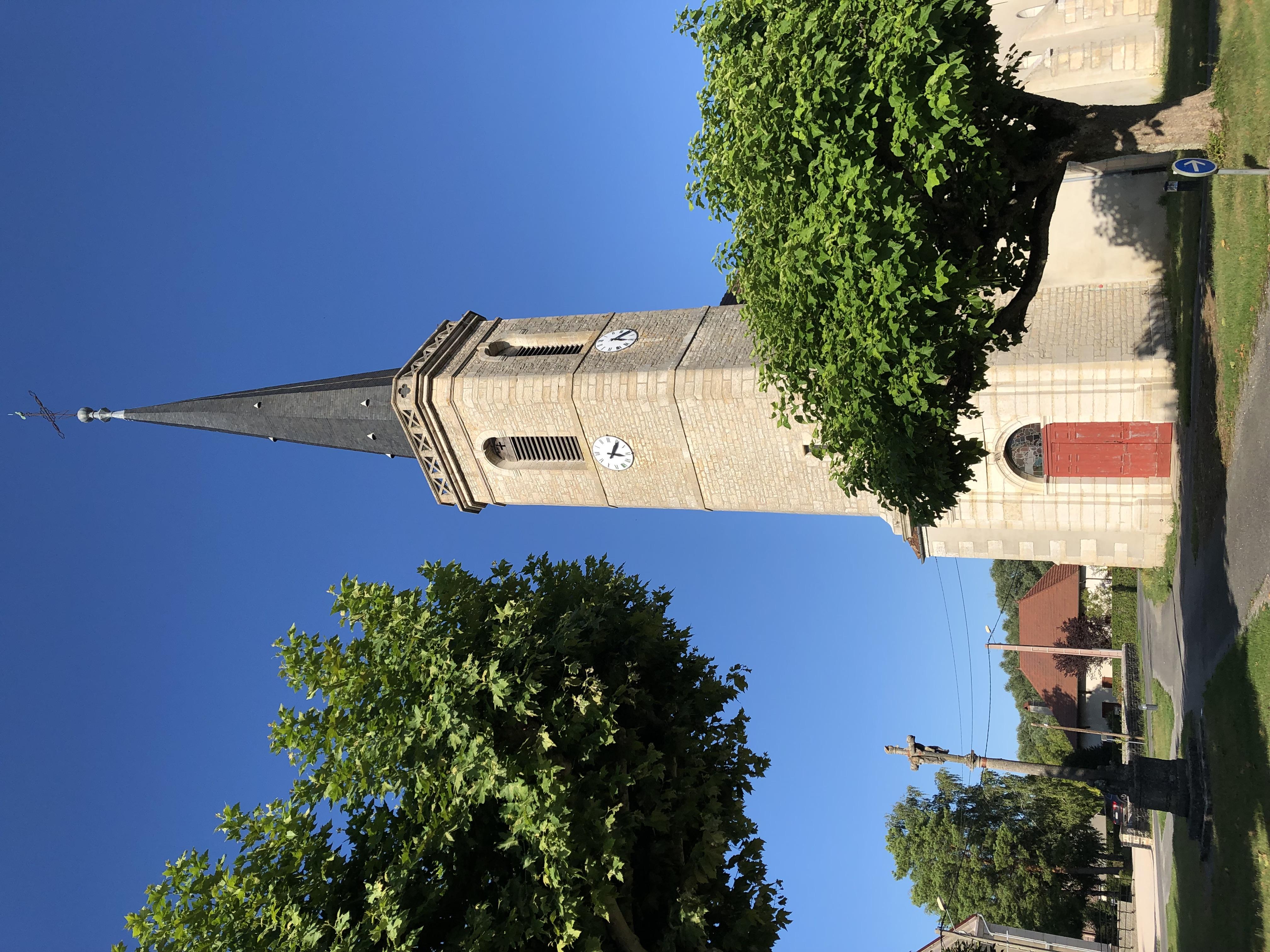 Eglise de Petit-Noir
